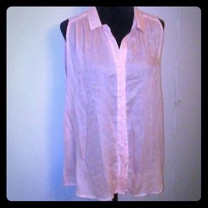Tops - Pink Blush cotten top.